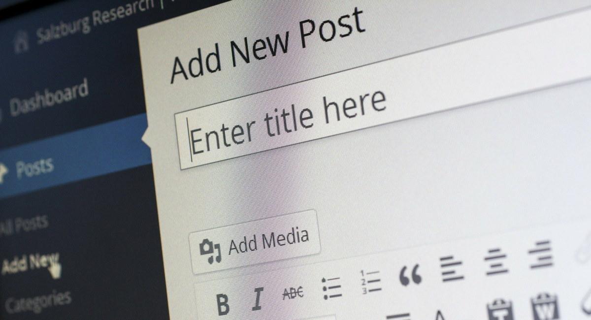 Artikel mit wordpress veröffentlichen