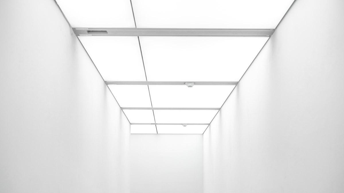 White Cube Galerieraum